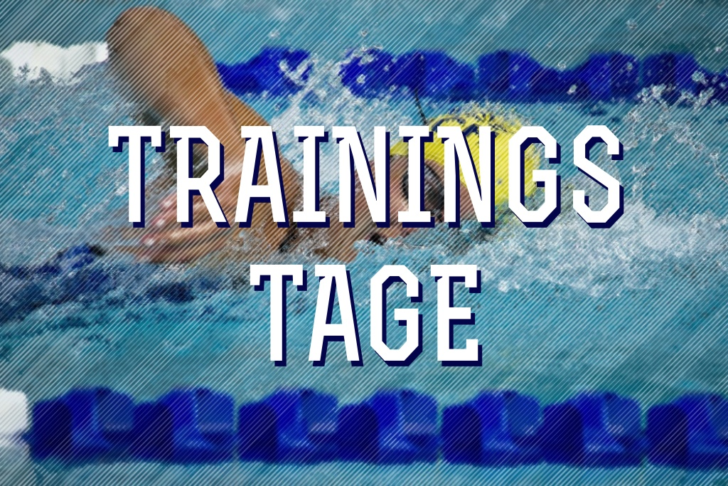 Banner: Trainingstage