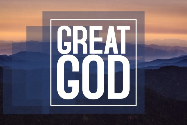 Jugendgottesdienst: 'Great God'