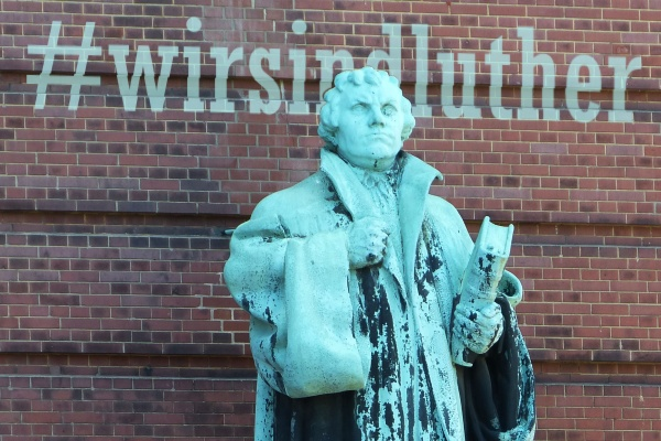 Reformationspredigt - #WirsindLuther